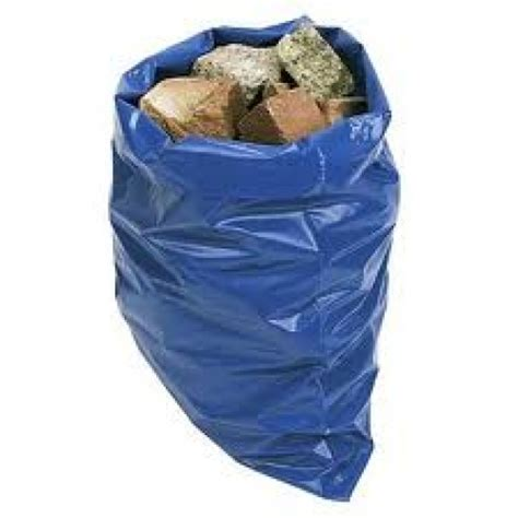 20 X 30 Aluminium Bag Packaging Baju Kantong Bubuk rubble bags builders bags