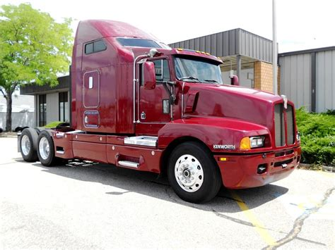 kw kenworth kenworth t600 trucking rigs kenworth