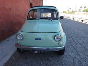 Fiat 500 Cars For Sale Classic Italian Cars For Sale 187 Archive 187 1960 Fiat