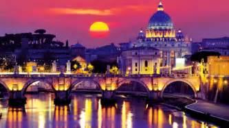 Evening in rome wallpaper 91843 hq desktop wallpapers