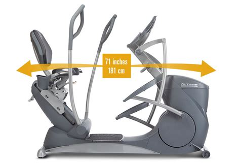 Small Elliptical For Home Compact Ellipticals Octane