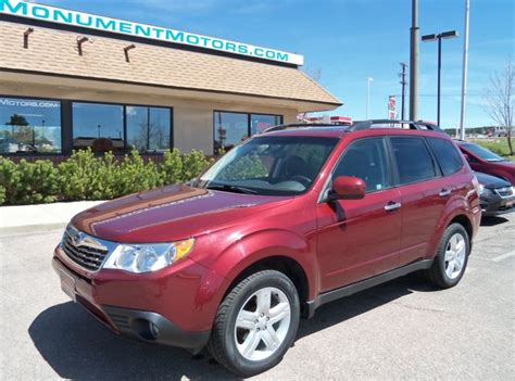 subaru forester limited edition 2009 subaru forester 2 5x limited edition