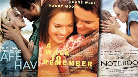 film terbaik nicholas sparks 10 nicholas sparks movies ranked youtube