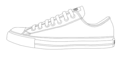 sneaker template converse all low template by katus nemcu deviantart