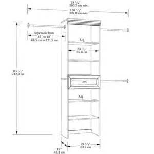 closet rod height car interior design