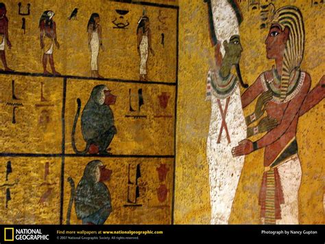 egyptian wallpaper for walls egypt images wall of tut s tomb hd wallpaper and