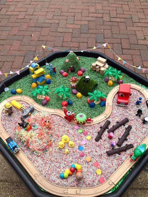 preschool garden ideas 25 best ideas about tuff spot on tuff tray