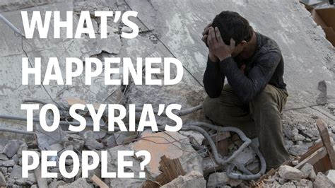 what happened to what s happened to syria s
