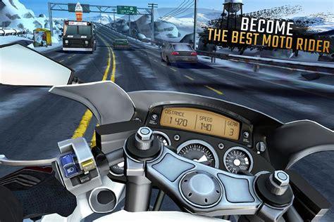 moto rider  highway traffic indir android icin motor
