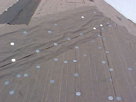 Nail Pattern Roof Felt | roofing felt nailing pattern for roofing felt