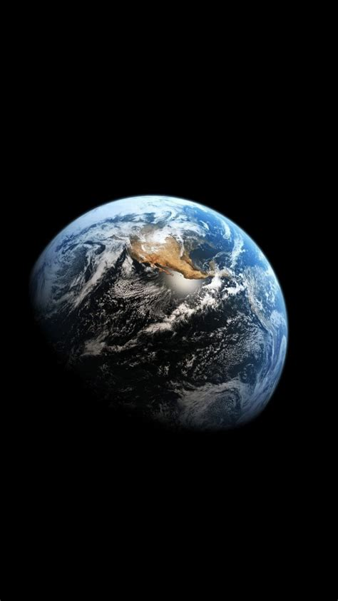 earth space planet portrait display hd wallpapers