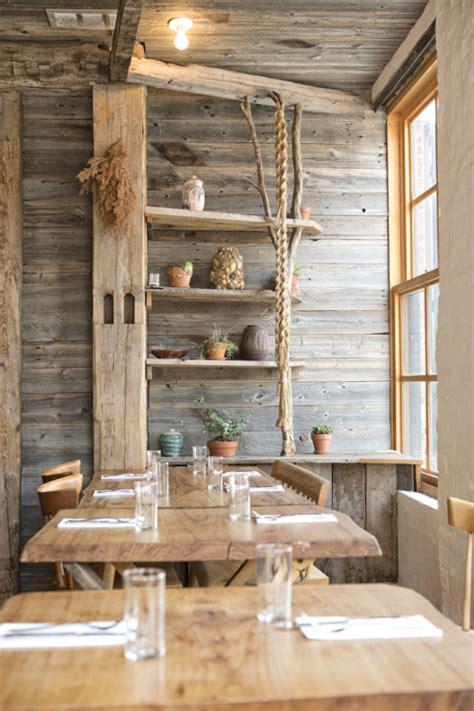 17 best images about modern rustic restaurant decor on a modern rustic restaurant in brooklyn design sponge