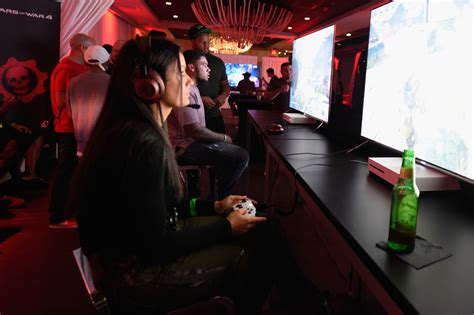 Xbox Gears Of War Launch by Jo Garcia Photos Photos Zimbio