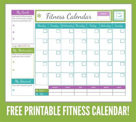 printable workout plan calendar 17 best ideas about workout calendar printable on