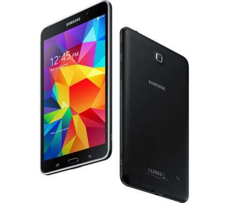 Samsung T231 Buy Samsung Galaxy Tab 4 7 Quot Tablet 8 Gb Black Free Delivery Currys