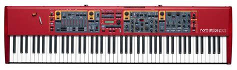 Alat Musik Keyboard alat musik stage piano organ synthesizer nord stage 2 ex legato center jakarta