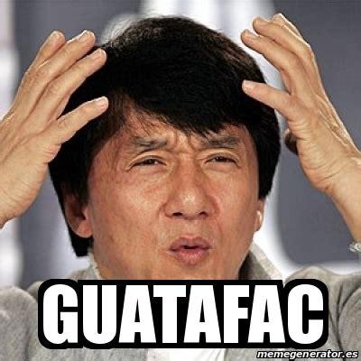 Meme Jackie - meme jackie chan guatafac 19462470