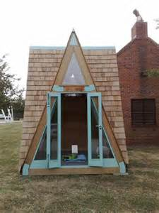 Tiny A Frame House Plans by Relaxshacks Com Ten Super Cool Tiny Houses Shelters