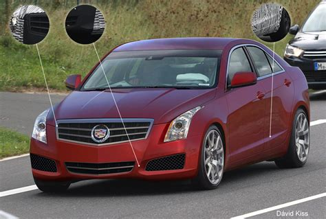 2012 Cadillac Ats by Cadillac Ats Details Of Cadillacs Ats Xts And Next Cts