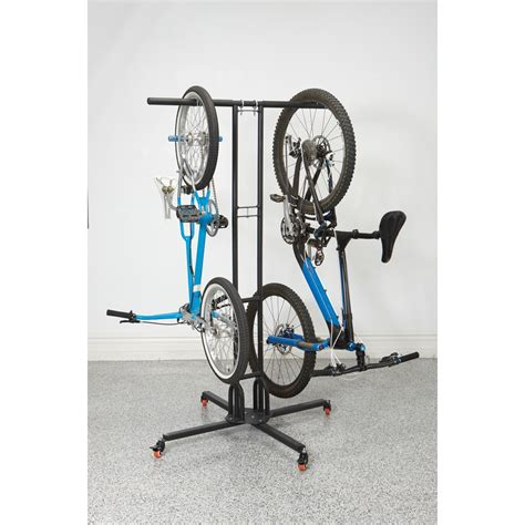 Bicycle Storage Rack by 6 Bike Rack Storage Stand Garage Wall Holder Bicycle