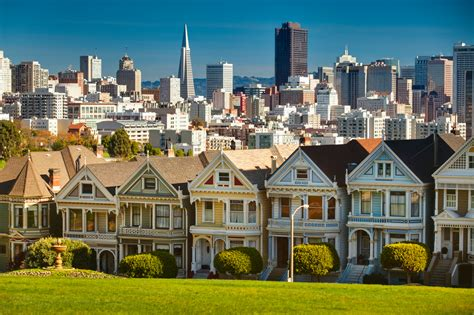 san francisco homes get the most hits from non residents