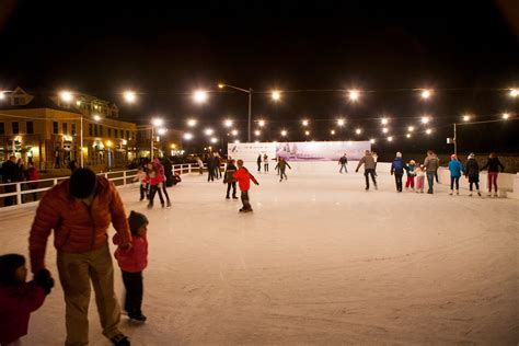 9 Outdoor Ice Skating Rinks In Colorado Worth The Chill