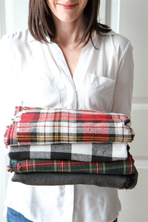 Pashmina Flannel Line by Best 25 Flannel Blanket Ideas On Diy Flannel