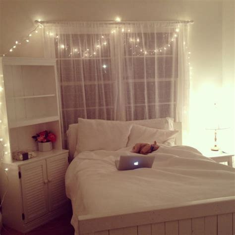 white lights in bedroom room lighting ideas