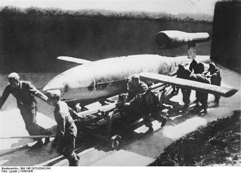 doodlebug missile images
