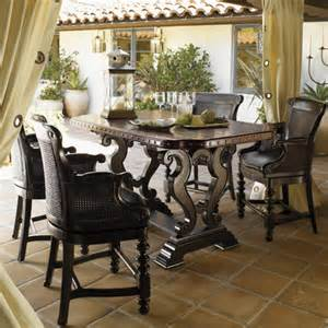 bahama island estate grenadine dining table