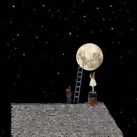 libro reaching for the moon 公主的月亮 心靈書籤