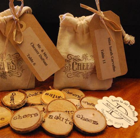 Wedding Tokens Giveaways - wedding tokens ideas rustic navokal com