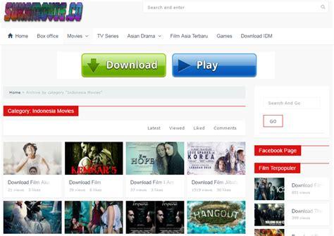 web untuk nonton film bioskop indonesia situs nonton film indonesia terbaru dan terlengkap droid