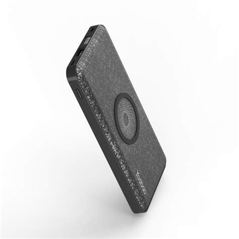 Powerbank Vivan W9 9000 Mah Grey Dual Output Original 100 yoobao wireless powerbank w9 9000mah ส ดำ yoobao
