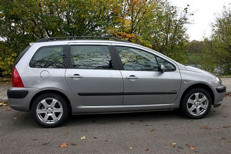 Peugeot 307 Sw Germany