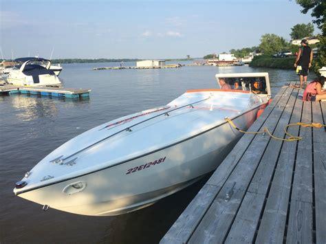 cigarette boat for sale canada cigarette top gun 1987 for sale for 38 500 boats from