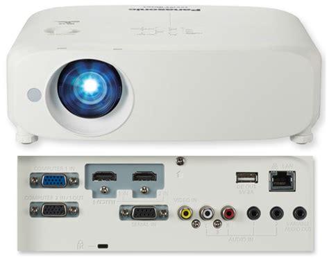 Proyektor Panasonic Pt Vx610 panasonic pt vx610 xga 5000 lumens portable lcd projector av australia