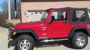 2000 Jeep Wrangler Sport For Sale Sold Hd 2000 Jeep Wrangler Sport Lifted For Sale