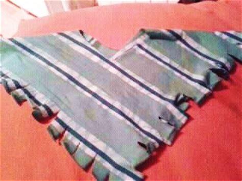 poncho material reciclado poncho con telas viejas manitas para que os quiero