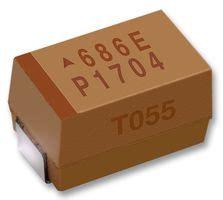 ultra low esr tantalum capacitor tpme107k020r0035 avx tantalum polymer capacitor ultra low esr 100 181 f 20 v tpm series