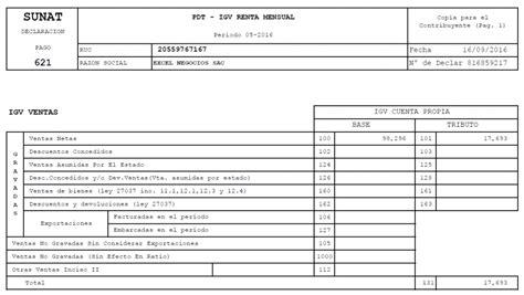 Porcentajes De Detraccion Sunat 2016 | formulario detraccion 2015 sunat porcentajes detraccion