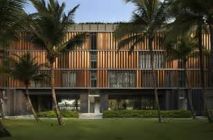 architect designers award for residential architecture seven palms sentosa cove by kerry hill architects