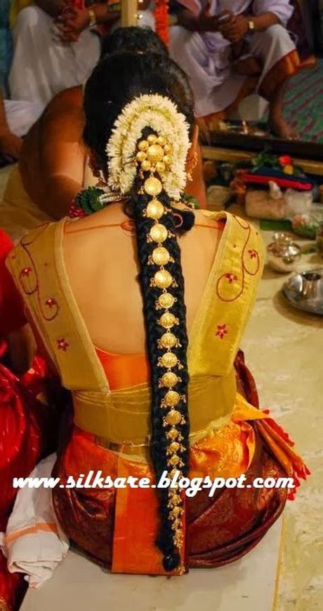 Wedding Hairstyles In Tamilnadu by Tamilnadu Bridal Hairstyles Pictures