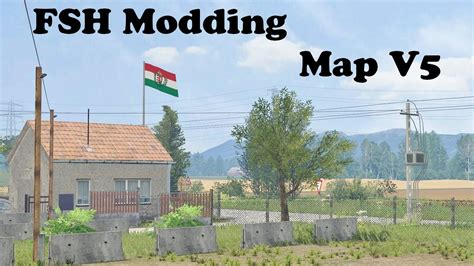 farming simulator 15 presentazione fsh modding map v5