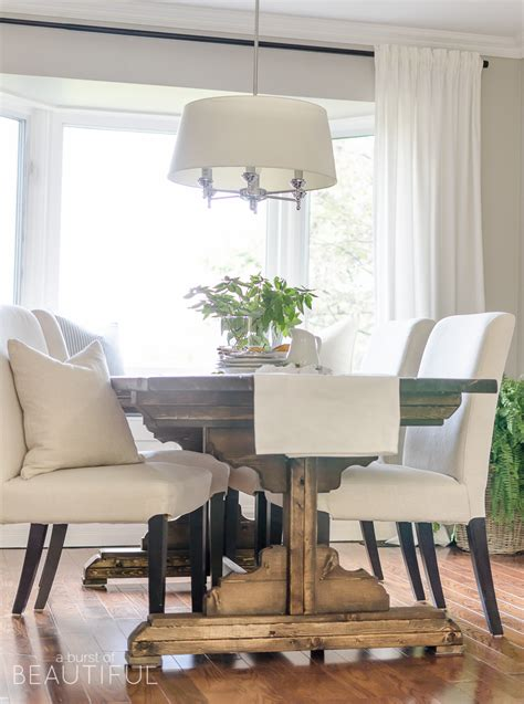 table a diner diy farmhouse dining table plans a burst of beautiful