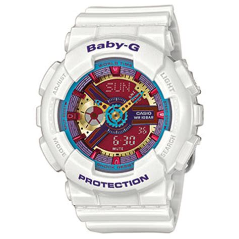Ba 110tp 7aer baby g relojes productos casio