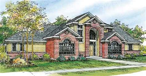 northwest style house plans northwest style house plans 2856 square foot home 2