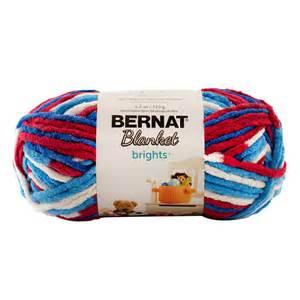 Crochet Patterns For Home Decor Bernat Blanket Brights Knitting Yarn 150g Readicut Co Uk