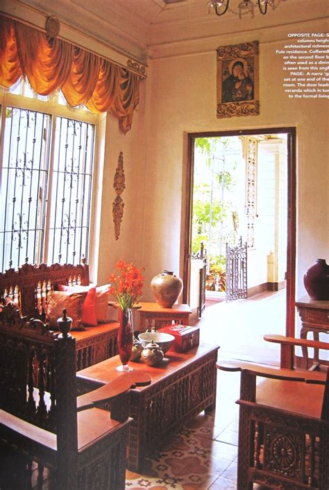 filipino home decor 165 best images about filipino home style and design on