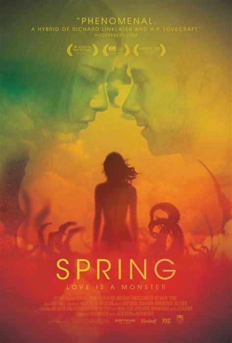 film romantis horor trailer spring a truly romantic horror film